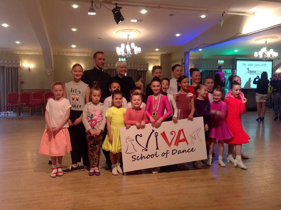 Dance School Dublin Kids and Adults Dance Classes